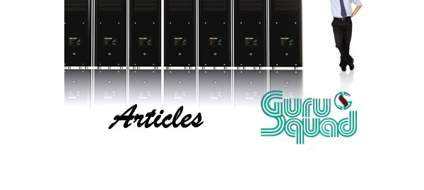 GuruSquad Articles Logo