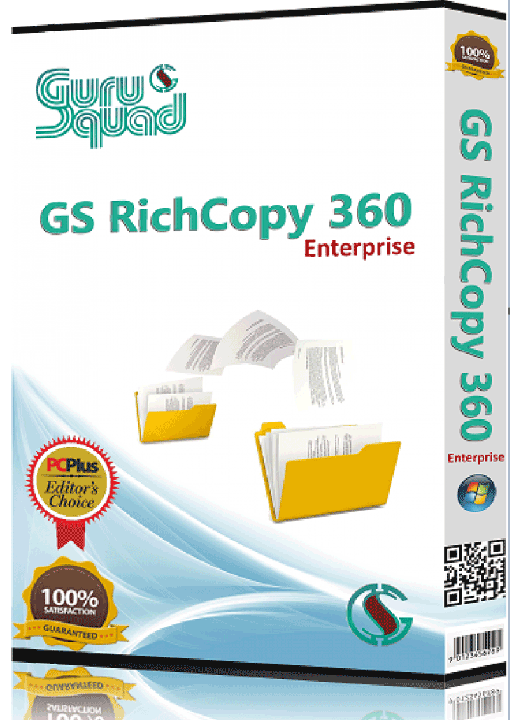 GS RichCopy 360 Enterprise