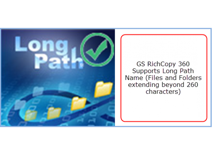 Long Path Name Support